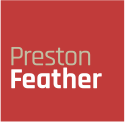 Preston Feather Logo